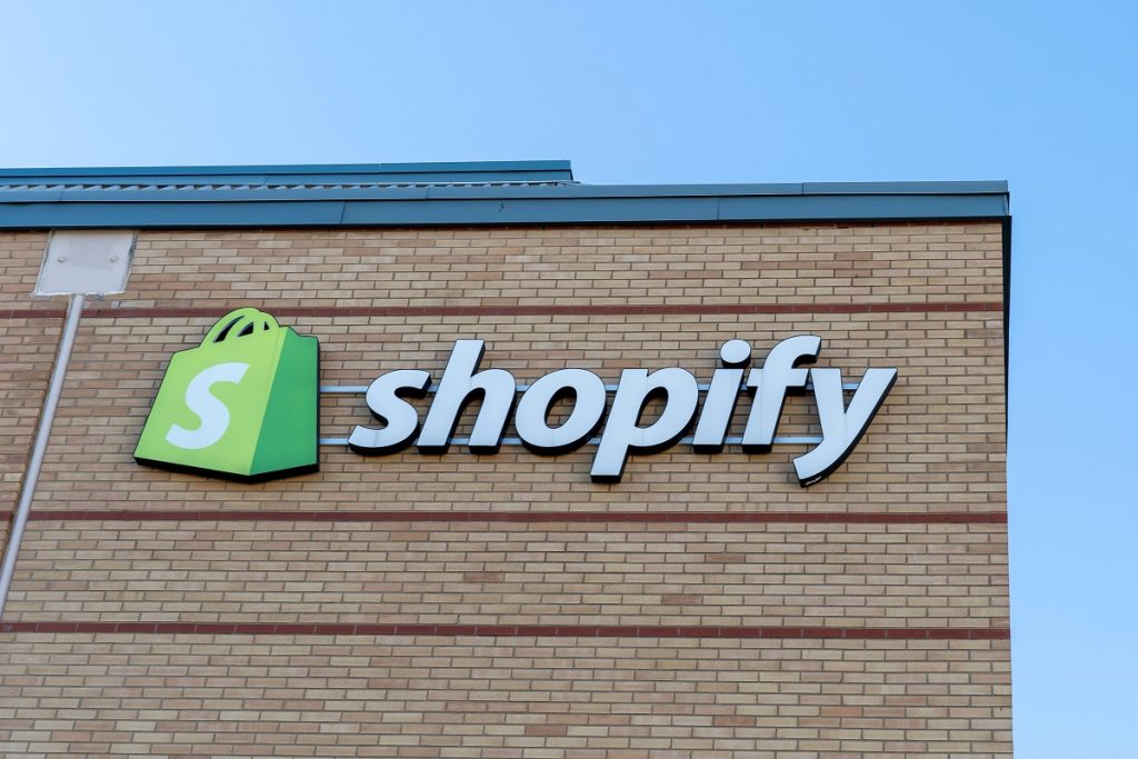 Shopify Software Company in Canada